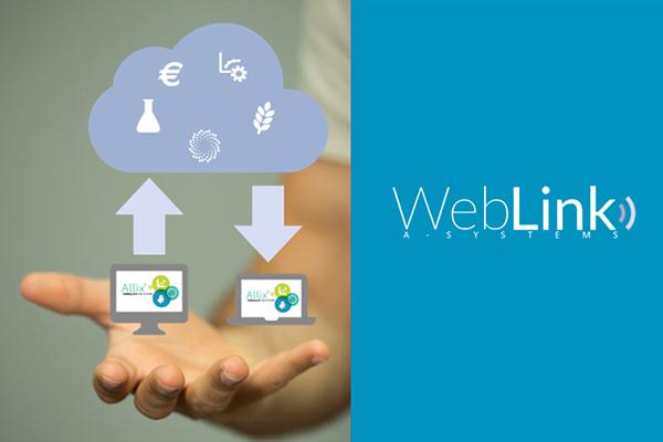 WebLINK: Manténgase en contacto con los equipos técnicos