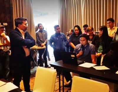 Allix3 formulation program in the Philippines