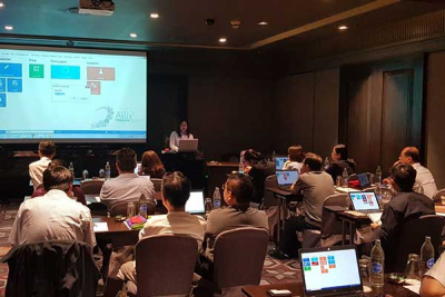 A-Systems est toujours heureux de développer des partenariats pour des cours et des ateliers, en ligne ou sur place. (4)